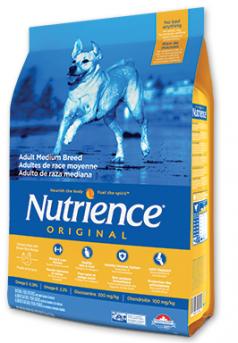 Dry Dog Food For Medium Breeds (Chicken Meal)