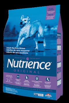Dry Dog Food For Medium Breeds (Lamb Meal)